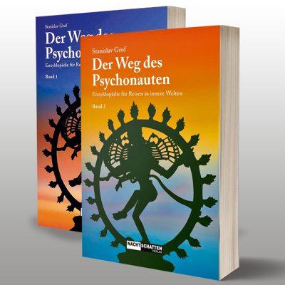 Der Weg des Psychonauten - Band 1 & 2 im Set