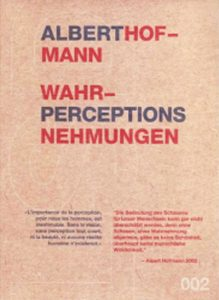 Wahrnehmungen - DVD
