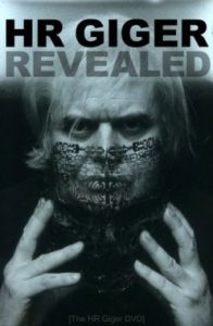 HR GIGER REVEALED (DVD)