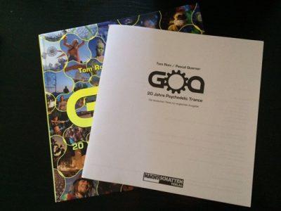 GOA - 20 Jahre Psychedelic Trance (Set)
