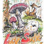Postkarte Lucy Sucht Dich