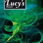 Postkarte Lucys Rausch Cover Nr. 2