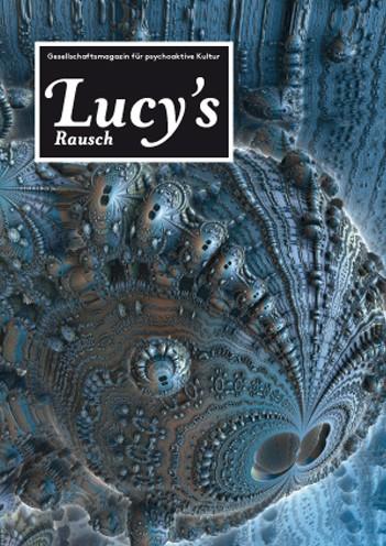 Postkarte Lucys Rausch Cover Nr. 4