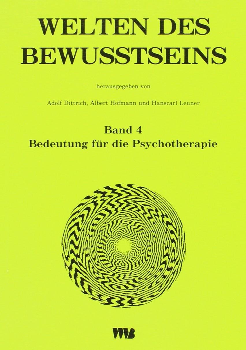 Welten des Bewusstseins, Band 4