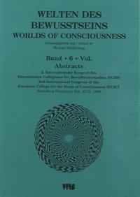 Welten des Bewusstseins, Band 6