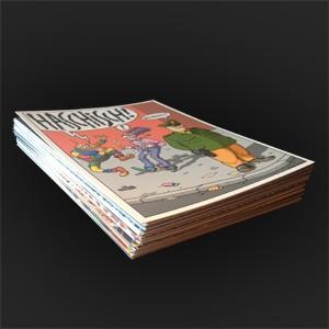 Postkarten div. Nachtschatten 50 Stück