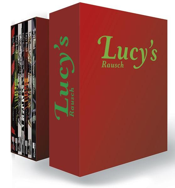 Lucys Sammelschuber - rot