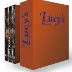 Lucys Sammelschuber - orange