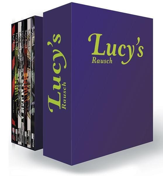 Lucys Sammelschuber - lila