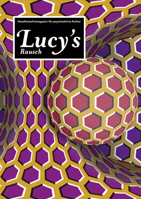 Postkarte Lucys Rausch Cover Nr. 9