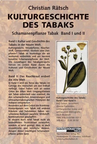 Kulturgeschichte des Tabaks