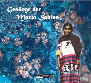 Gesänge der Maria Sabina (Buch)