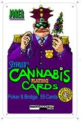 Cannabis Playing Cards - Poker & Bridge