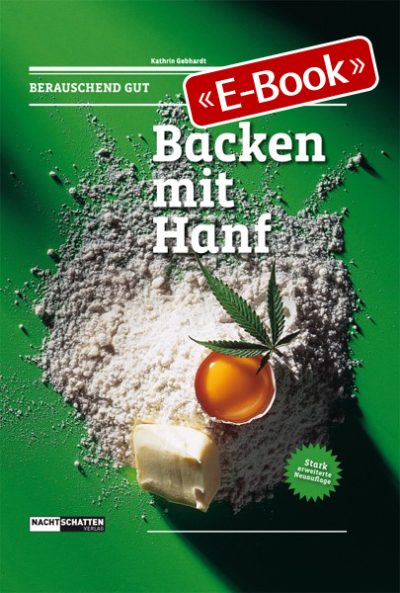 Backen mit Hanf (E-Book)
