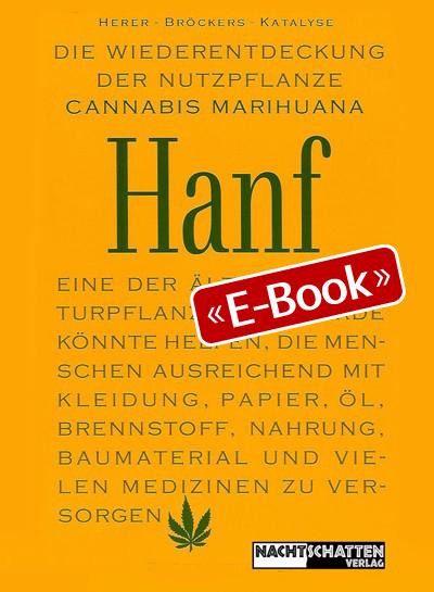 Die Wiederentdeckung der Nutzpflanze Hanf (E-Book)