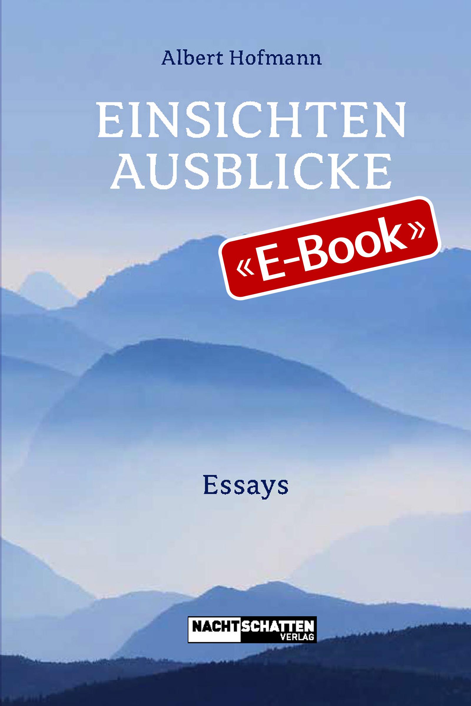 Einsichten - Ausblicke (E-Book)