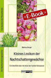 Kleines Lexikon der Nachtschattengewächse (E-Book)