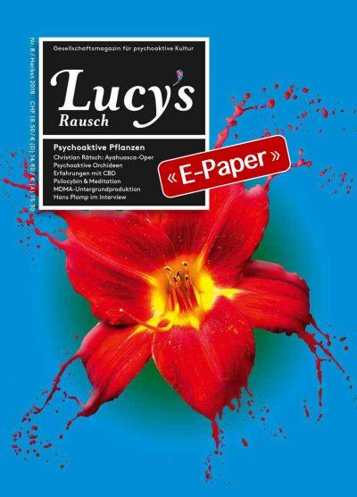 Lucys Rausch Nr. 8 (E-Paper)