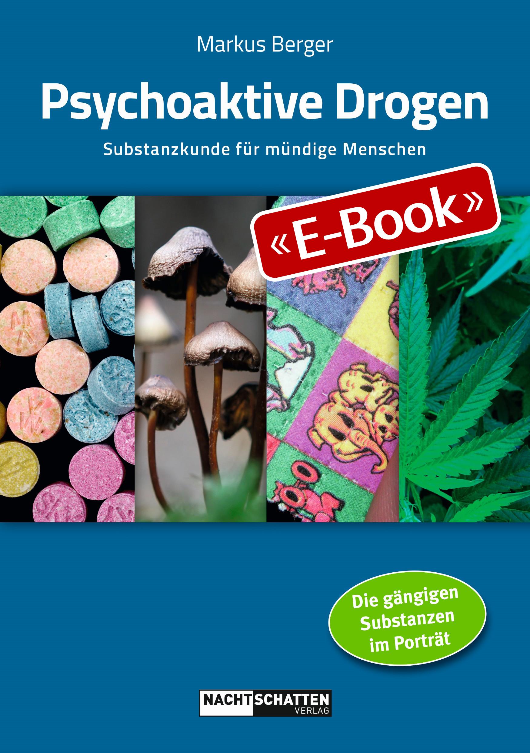 Psychoaktive Drogen (E-Book)