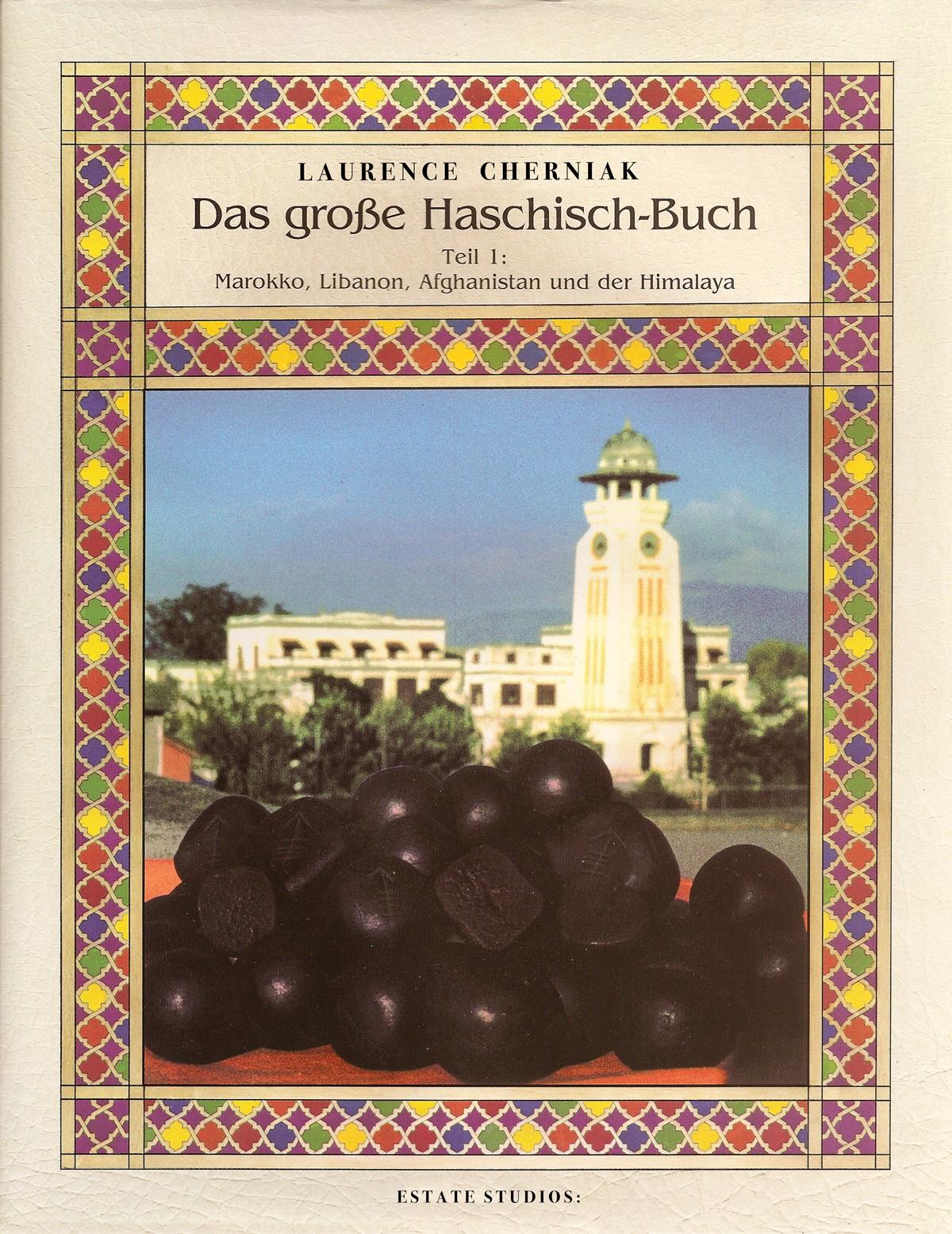 Das grosse Haschisch-Buch